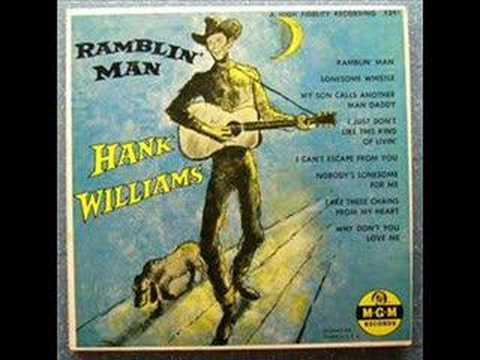 Hank Williams - My Heart Would Know
