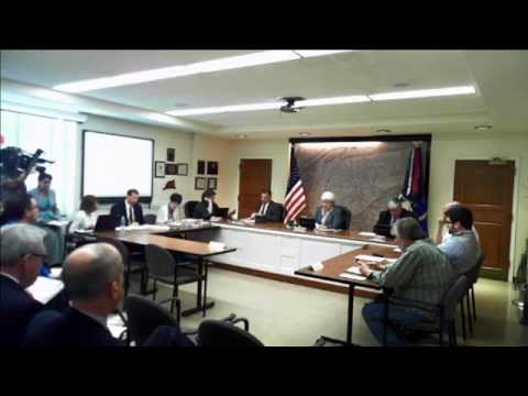 Board of Commissioners Meeting April 13, 2015