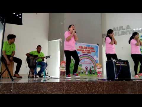 Tuhan Yesus Sahabatku - gerak dan lagu by hpe ministry
