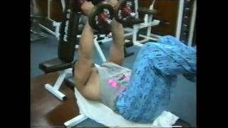 Bodybuilding natural for life - Johnny Sabar