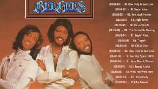 Top15 Best Songs Of Bee Gees - Bee Gees Greatest Hits