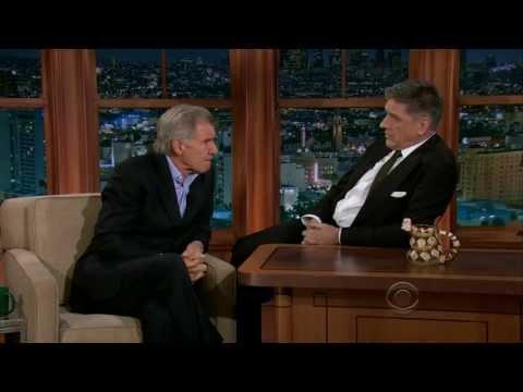 TLLS Craig Ferguson - 2013.04.19 - Harrison Ford, Ariel Tweto