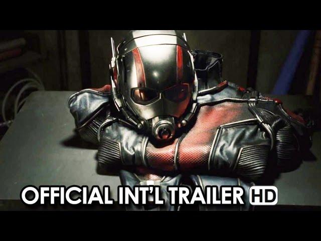 Ant-Man International Trailer (2015) - Paul Rudd, Michael Douglas HD