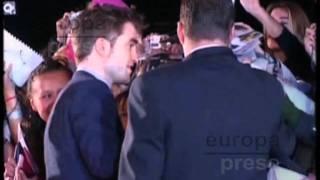 Pattinson y Stewart, primera pelea en público