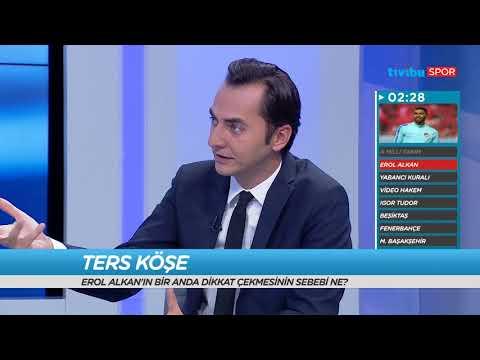 Ters Köşe - 15 Kasım 2017 (Hikmet Karaman ile Video Hakem, Yabancı Kuralı, Milli Takım)