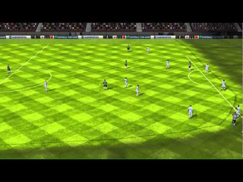 FIFA 14 iPhone/iPad - Juventus vs. Inter