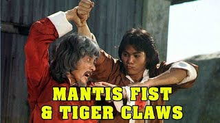 Wu Tang Collection - Mantis Fists and Tiger Claws  from Wu Tang Collection