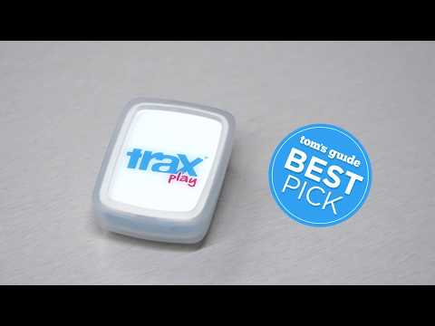 Trax Play voted as #1 GPS Tracker for Kids 2017 by Tom's Guide!
