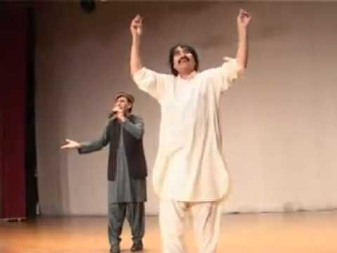 musharaf bangash pashto new song  wa warora pakhtoona ta raze ka na raze