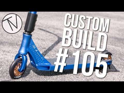 Custom Build #105 │ The Vault Pro Scooters