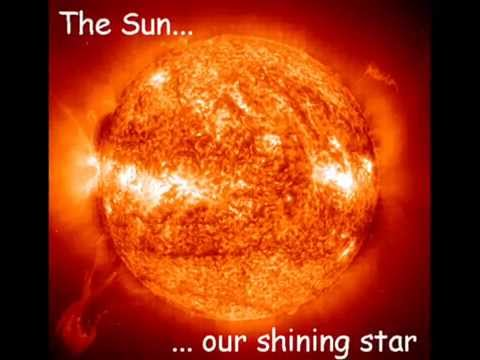 The Sun:  Our Shining Star (rotating & erupting)