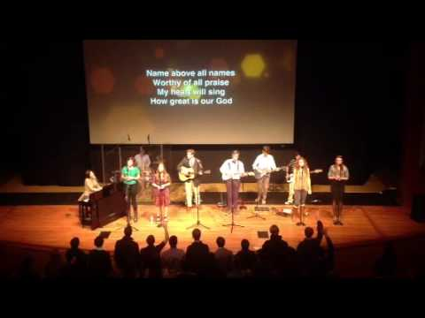 Mount Paran Christian School Chapel Band - 11/15/2012