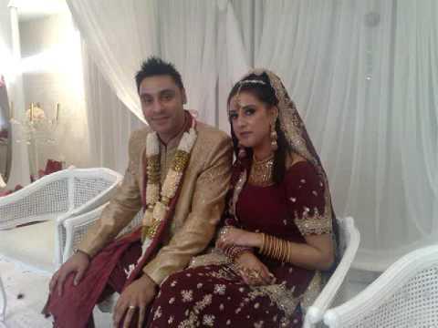salma's fairytale wedding day youtube