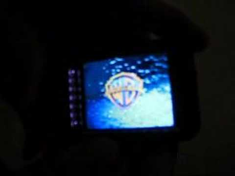 Neonode N2 video menu navigation