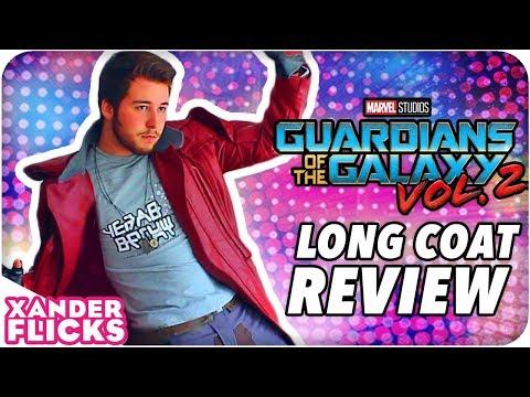 Guardians of the Galaxy Vol 2: Starlord Coat by CosplaySky Review - XanderFlicks