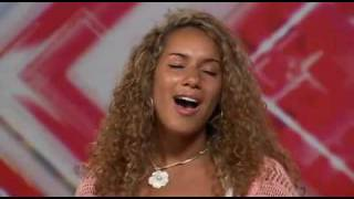 Leona Lewis Audition - Season 3 (X Factor Best Audition Ever)