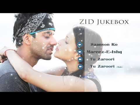 Zid - Music Jukebox | Full Songs | Arijit Singh | Sunidhi Chauhan | Sharib - Toshi thumbnail