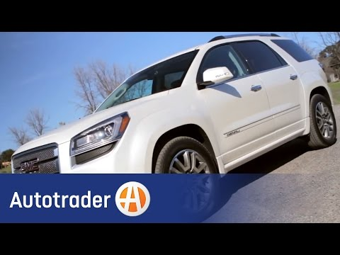 2013 GMC Acadia Denali - SUV   New Car Review   AutoTrader.com