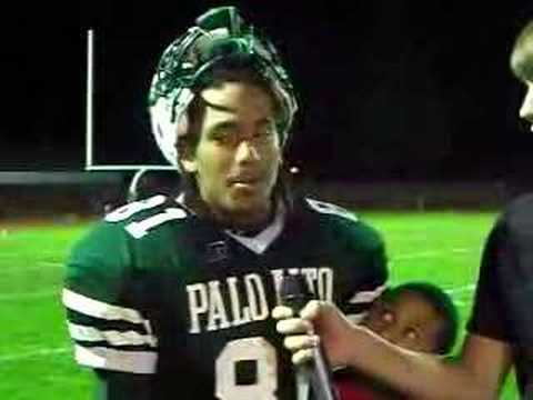 Mike Scott, Palo Alto Vikings