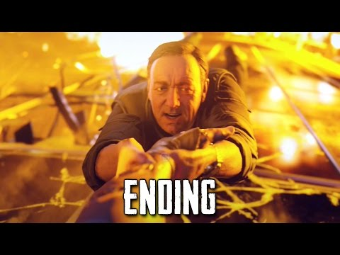 Call of Duty Advanced Warfare ENDING / FINAL MISSION - Walkthrough Gameplay Part 17 (COD AW)
