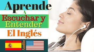 150 Frases en Inglés | Aprende a Escuchar y Entender Inglés | Audio Inglés y Español