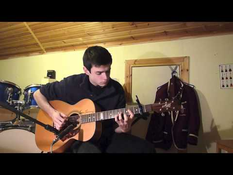 Avicii vs Nicky Romero I Could Be The One (Guitar Cover By Maxl)