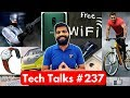 Tech Talks #237 - 2Rs Free WiFi, India Robot Police, Salman K...