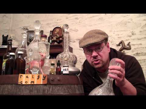 whisky review 204 - Advice about whisky decanters