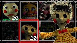 New Toy Playtime In UCN! (UCN Mods) 2019