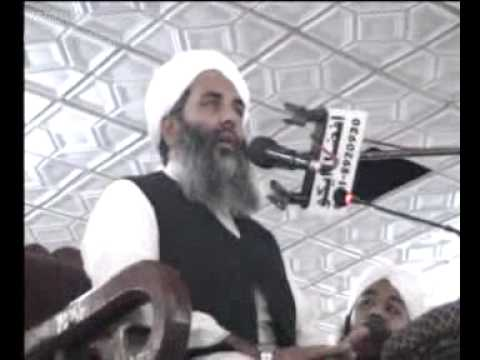 Molana Ilyas Guman Part 1 Peshawar video