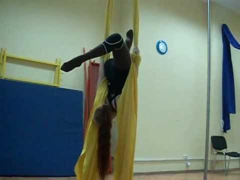 Видеоурок по гимнастике - видео