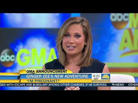Ginger Zee's Big Announcement