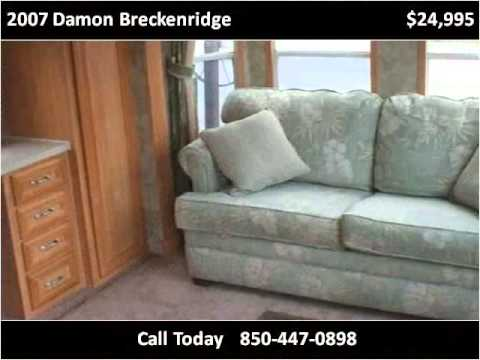 2007 Damon Breckenridge Used Cars Blountstown FL