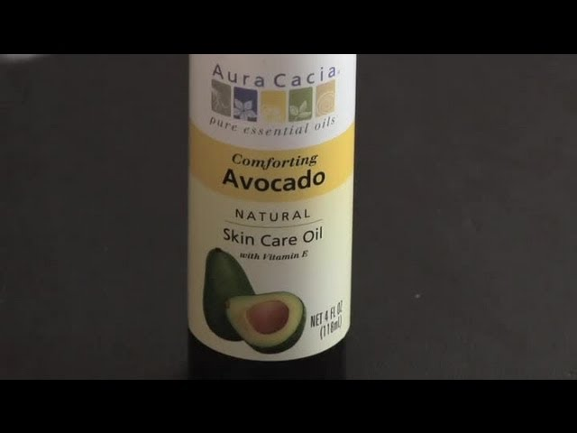 Buying Cold-Pressed Avocado Oil for Skin : Skin Care Advice