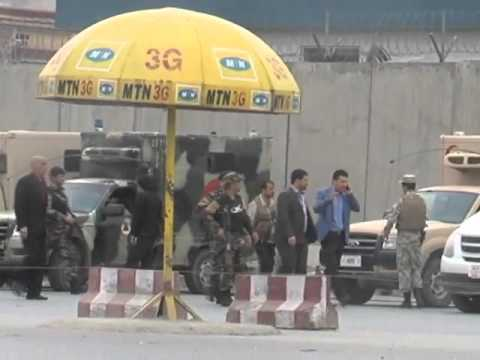 28 dead, hundreds wounded in Kabul suicide attack