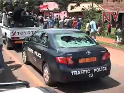 Nigeria refutes Goodluck car stoning