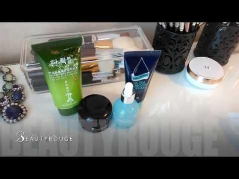 Корейская косметика | MIZON крем и сыворотка c гиалуроновой кислотой | скатка | Beautyrouge