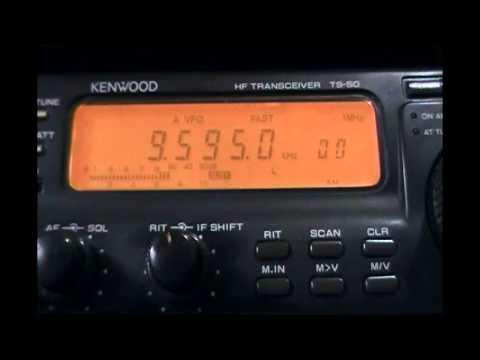 JOZ3 Radio Nikkei 1 (Chiba-Nigata, Japan) - 9595 kHz