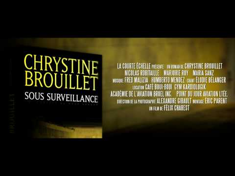 Vid�o de Chrystine Brouillet