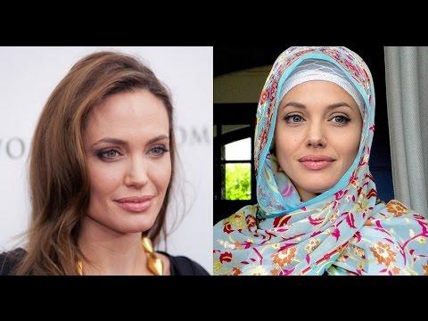 Al-Quran di Rumah Angelina Jolie