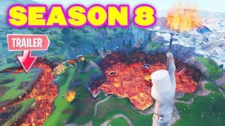 🔴 SEASON 8 HAS BEEN LEAKED..... Use Creator CODE False9! Playing With SUBS! FORTNITE LIVE stream