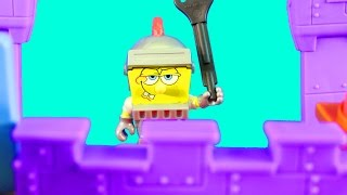 Imaginext SpongeBob Krusty Krab Kastle Plankton Is After Krabby Patty Recipe