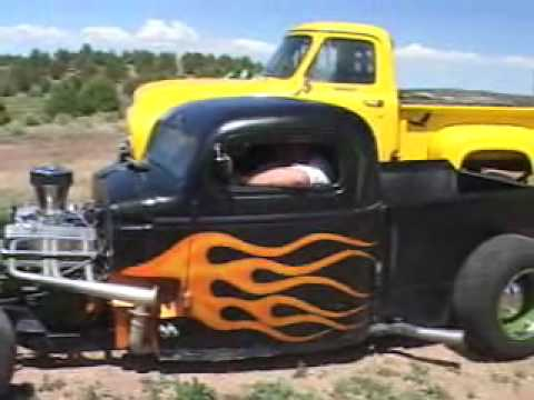 1942 Chevy Truck Rat Rod 41 Chevy Truck Rat Rod