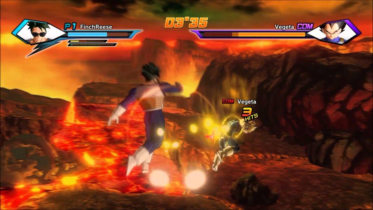 Dragon Ball z Vegeta Final Flash Dragon Ball Xenoverse Vegeta