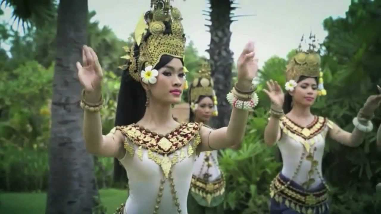 Santepheap: Imagine Cover Hollywood Movie The Great Khmer