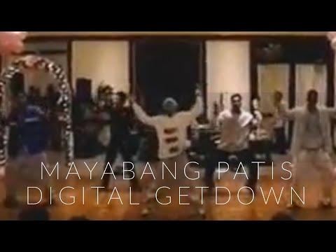 """Mayabang Patis perform Nsync's """"Digital Get Down"""""""