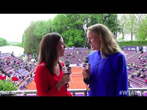 WTA Live All Access Hour presented by Xerox | 2013 Brussels Open