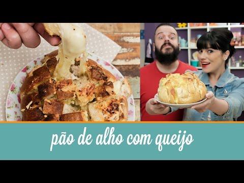 Pão de alho com queijo | Cozinha para 2