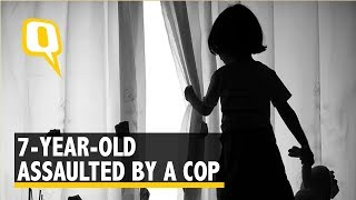 7-Year-Old Assaulted by a Police Constable in Greater Noida | The Quint