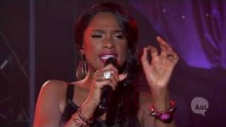Jennifer Hudson Video - Jennifer Hudson - I Got This LIVE @ AOL Sessions
